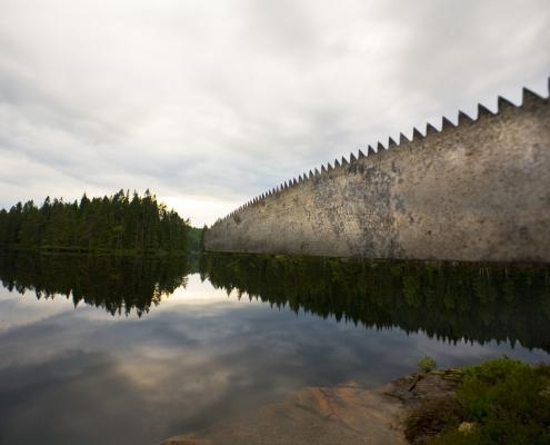 Nordic Landscape - Lin de Mol