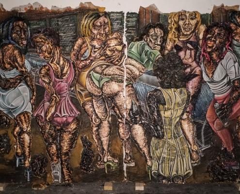 Hookers in toilets, Dancehall version explicit - RaQuel van Haver